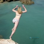 Cliff Jumping Taghazout Coast
