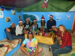 Merry Christmas from Surf Camp Taghazout