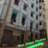 Step 2: Tasga Oudrar Street