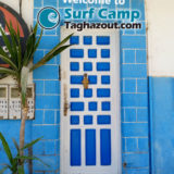 Surf House Door